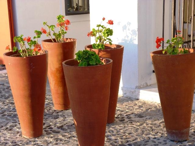 Ponadczasowe Donice Ceramiczne Doniczki Na Taras I Balkon