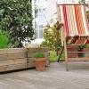 Drewniane donice ogrodowe
