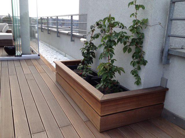 Meble ogrodowe drewniane leroy merlin podziel pomys w do mebli ogrodowych - Balkon bescherming leroy merlin ...