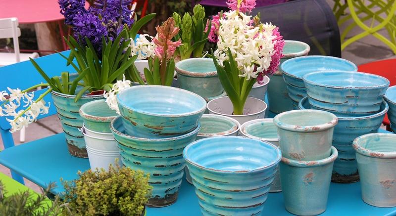 Doniczki Ceramiczne Donice Gliniane Na Balkon I Taras