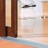 Drzwi tarasowe z niskim progiem