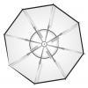 Oświetlenie solarne do parasola