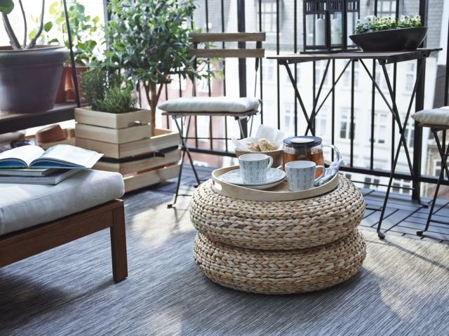 jak urz dzi balkon i taras inspiracje taras balkon. Black Bedroom Furniture Sets. Home Design Ideas