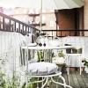 Inspiracje taras balkon