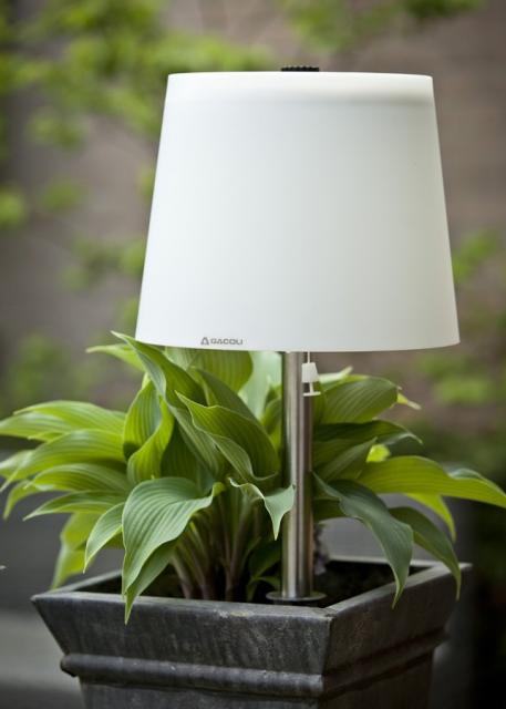 Nowoczesne Lampy Solarne Efektowne Oświetlenie Tarasu