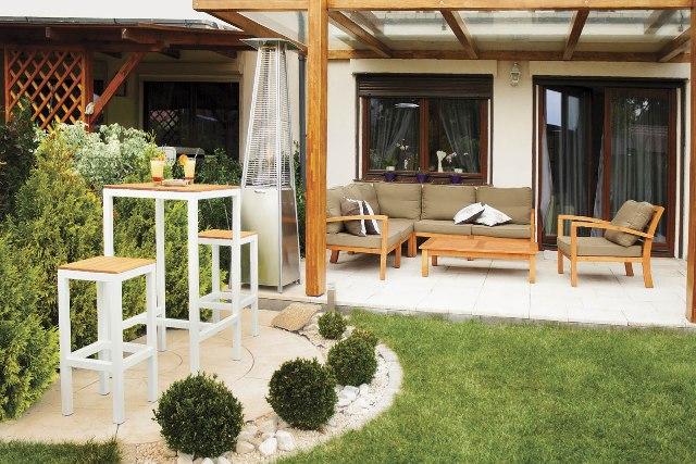 Jakie Drewno Na Meble Ogrodowe Forum : Drewniane meble na taras i balkon – jakie meble tarasowe wybrać?