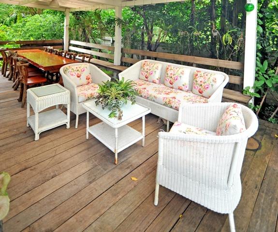 meble na taras i balkon z rattanu wikliny i bambusa taras balkon. Black Bedroom Furniture Sets. Home Design Ideas