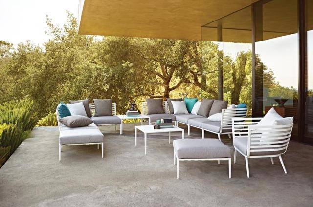 metalowe meble ogrodowe metalowe meble na taras i balkon. Black Bedroom Furniture Sets. Home Design Ideas
