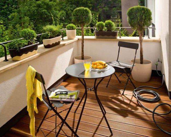 Mobilne meble na taras i balkon  Taras Balkon[R