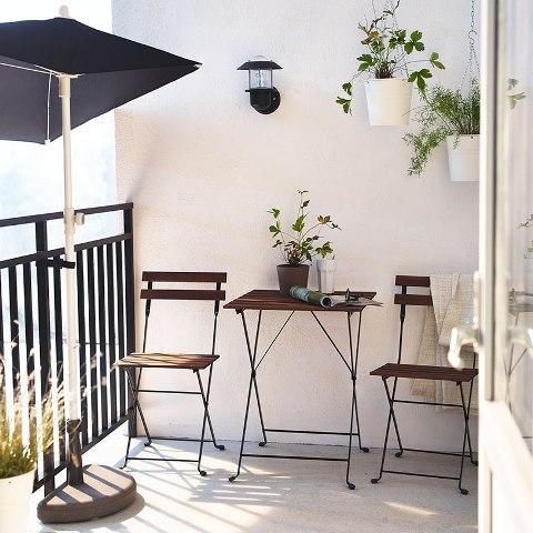 Mobilne meble na taras i balkon taras balkon for Balkon ikea