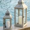 Nastrojowe oświetlenie tarasu i balkonu
