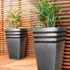 nowoczesne donice ogrodowe