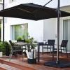 Osłony tarasowe - parasole ogrodowe