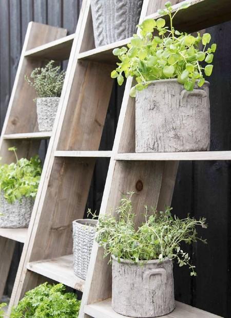 pomys na ma y taras taras w roli kwietnika warzywnika i zielnika. Black Bedroom Furniture Sets. Home Design Ideas