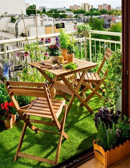 Sztuczna Trawa Na Balkon Zielony Dywan Sztuczna Trawa Na