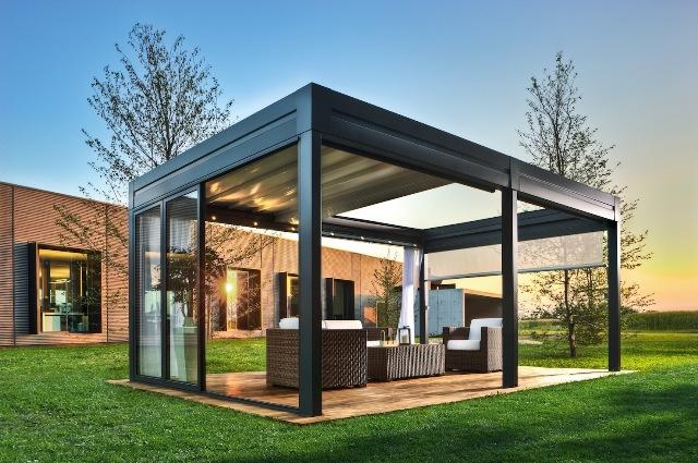 taras wolnostoj cy taras w ogrodzie oderwany od budynku. Black Bedroom Furniture Sets. Home Design Ideas