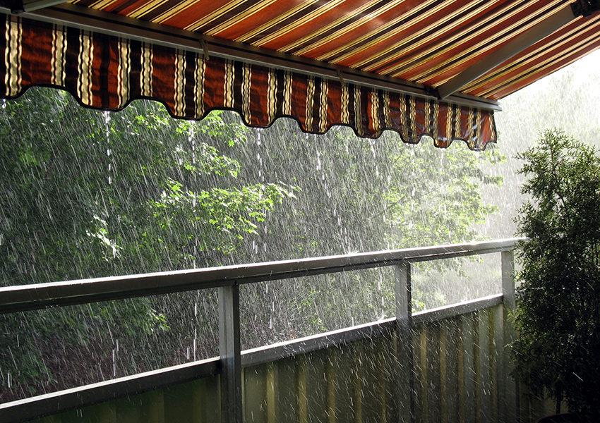 szczelny balkon