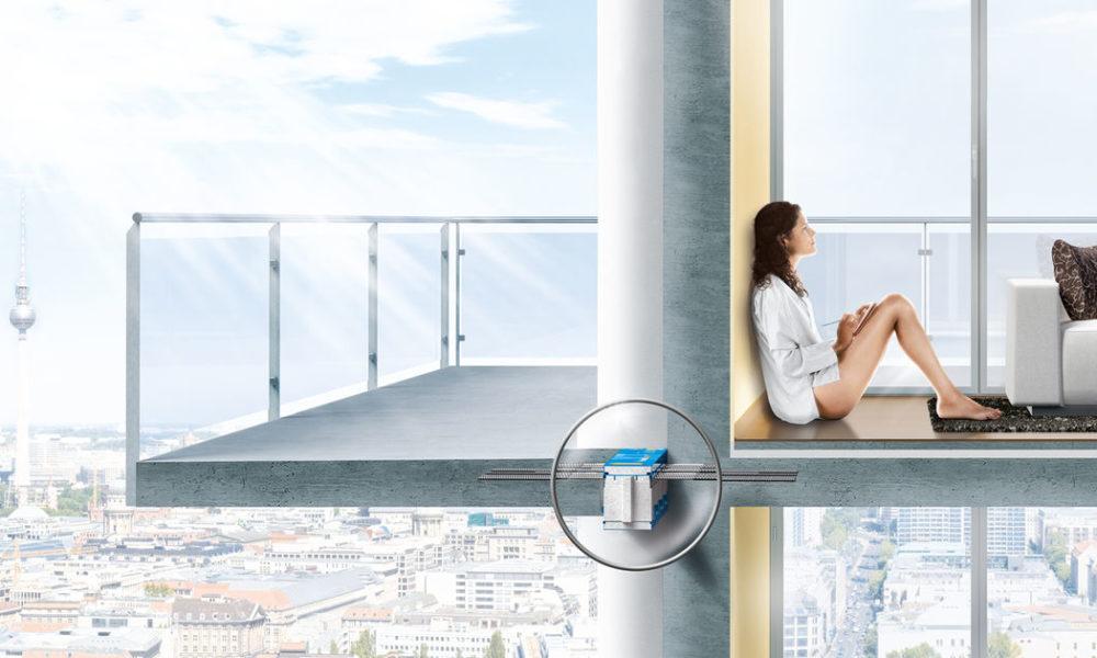 łącznik balkonowy