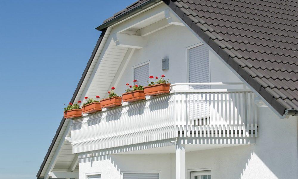 Odnawianie balustrady balkonu i tarasu