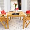 Drewniane meble na taras i balkon – jakie meble tarasowe wybrać?