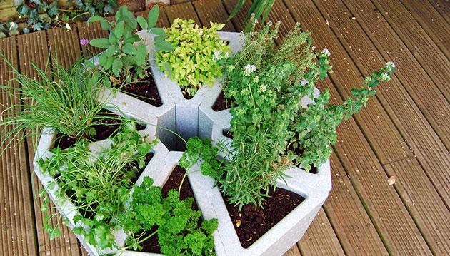 Skrzyneki Ogrodowe System Skrzynek Na Rośliny Ogrodowe
