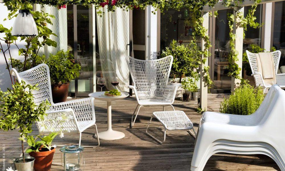 mobilne meble na balkon i taras_IKEA 5