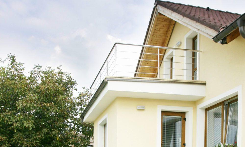 wykończenie balkonu i tarasu
