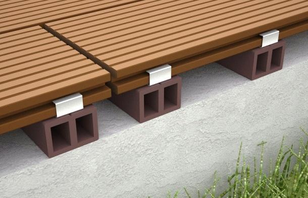 Konstrukcja Pod Deski Kompozytowe Budowa Tarasu Z Kompozytów