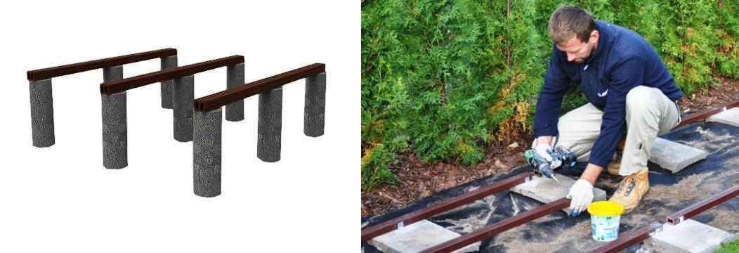 fot. Prodeck (po lewej) fot. EcoTeak (po prawej)