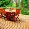Drewniany taras po zimie – jak czyścić taras z drewna?