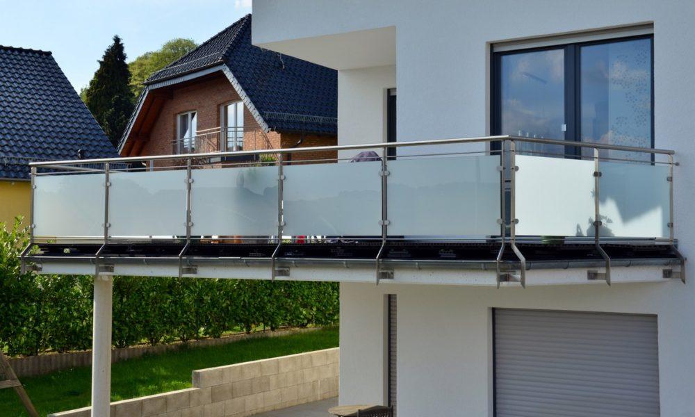 wykończenie balkonu