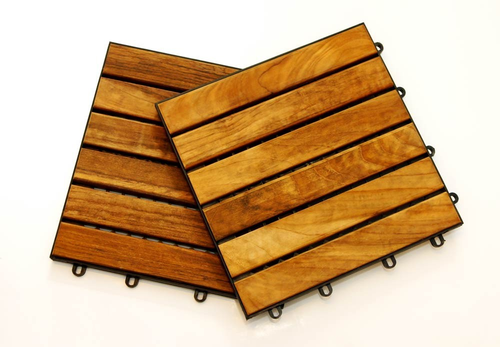 Podesty Drewniane Czyli Drewno Na Balkonie Układanie Podestów