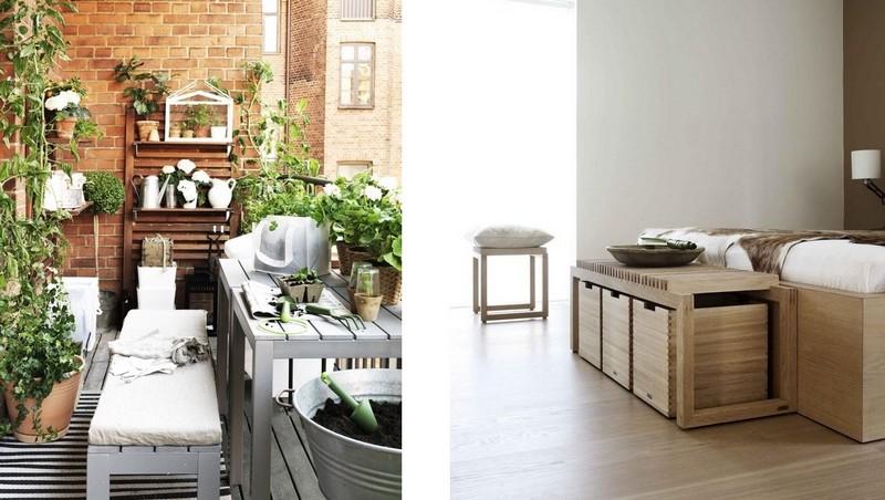 meble na balkon i taras kt re po sezonie wykorzystasz w domu. Black Bedroom Furniture Sets. Home Design Ideas