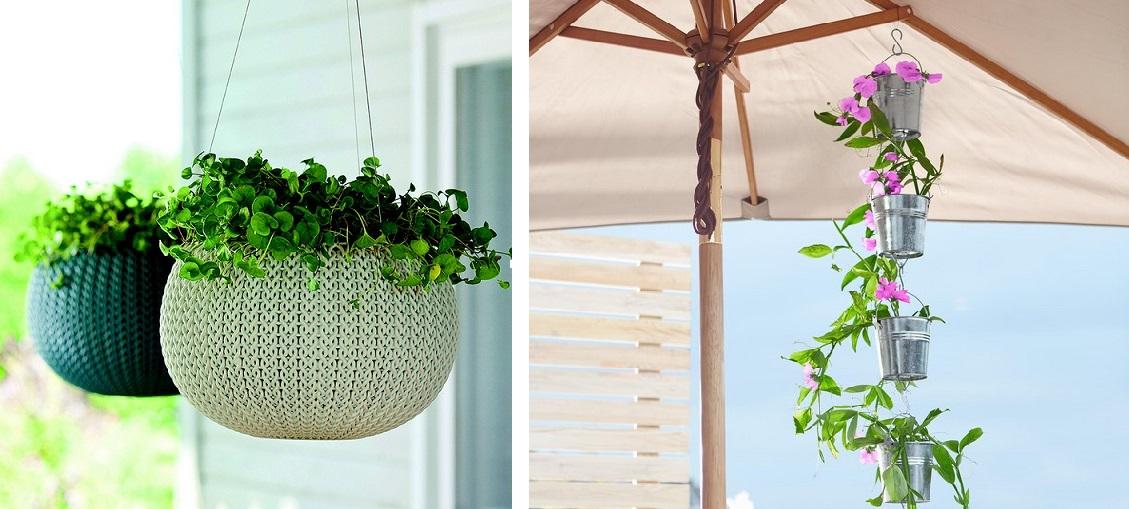 5 Pomysłów Na Mały Balkon Kwiaty Na Balkonie Taras Balkon