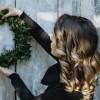 5 pomysłów na świąteczne dekoracje na zewnątrz domu