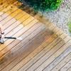 Sezonowe czyszczenie tarasu